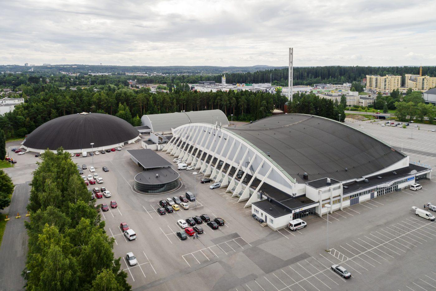 Hakametsän Jäähalli